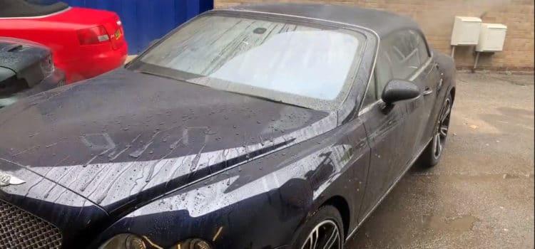 Bentley Paint Protection