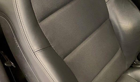 Audi Quattro leather repair