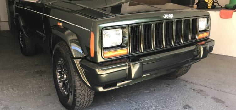 Classic Jeep Cherokee