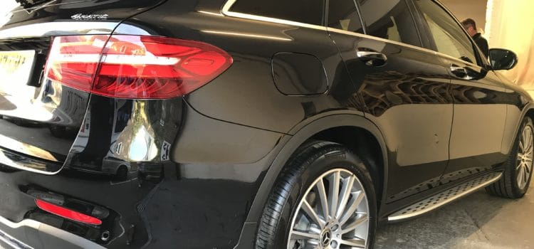 Mercedes GLC Fully Protected